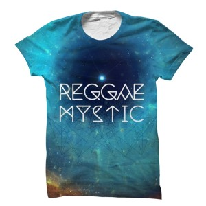 Reggae Mystic Mix Sublimation Tshirt!!
